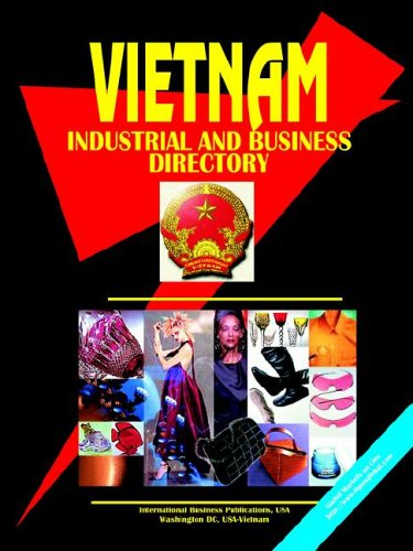 9780739799192: Vietnam Industrial and Business Directory (World Business, Investment and Government Library)