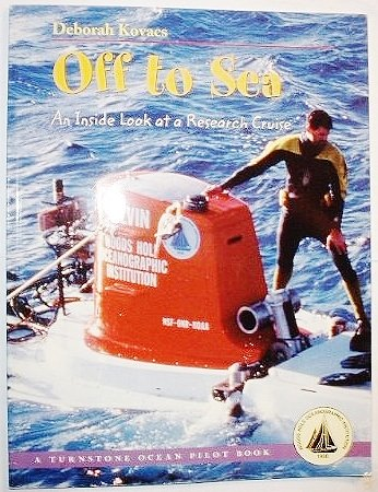 Off to Sea: An Inside Look at: Deborah Kovacs