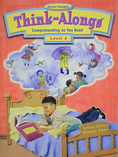 9780739800836: Steck-Vaughn Think Alongs: Student Workbook (Level A)