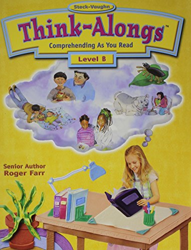 9780739800843: Steck-Vaughn Think Alongs: Student Workbook (Level B)