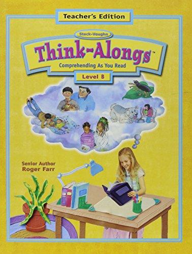 9780739800904: Steck-Vaughn Think Alongs: Teacher's Edition (Level B) 2000