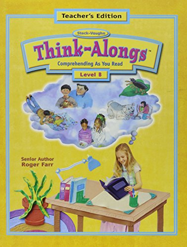 9780739800904: Steck-Vaughn Think Alongs: Teacher's Edition (Level B) 2000