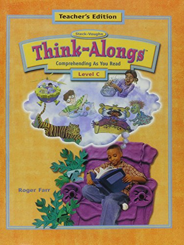 9780739800911: Think Alongs: Level C (Think-Alongs (Teachers Guides)) (Steck-Vaughn Think Alongs)