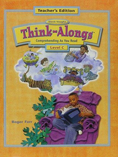 9780739800911: Think Alongs: Level C (Think-Alongs (Teachers Guides)) (Steck-Vaughn Think Alongs)