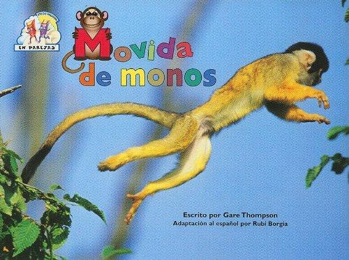 9780739807811: Movida de Monos (Steck-Vaughn En Parejas)