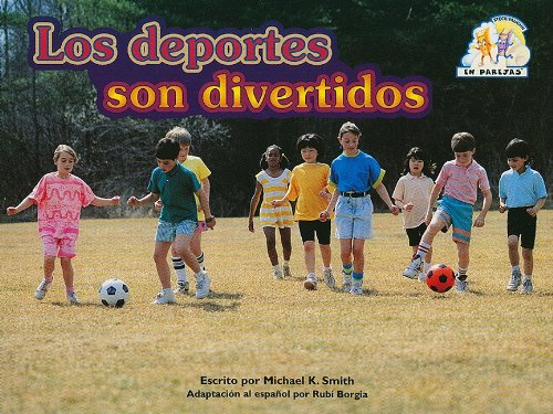Steck-Vaughn En parejas: Leveled Reader Los Deportes Son Divertidos (Spanish Edition): STECK-VAUGHN