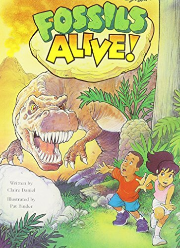9780739808641: Fossils Alive! (Pair-It Books, Proficiency Stage 5)
