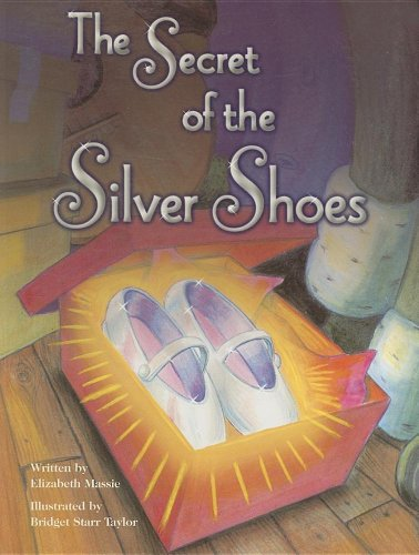 9780739808801: Steck-Vaughn Pair-It Books Proficiency Stage 5: Individual Student Edition The The Secret Of The Silver Shoes