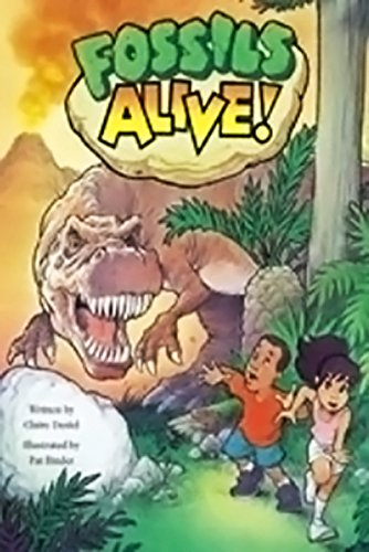 9780739808955: Fossils Alive! (Steck-Vaughn Pair-It Book, Proficiency Stage 5)