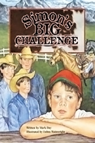 9780739809099: Simon's Big Challenge (Steck-Vaughn Pair-It Book, Proficiency Stage 5)