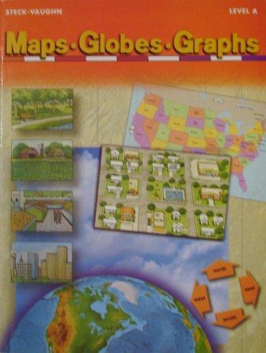 9780739809655: Maps, Globes, Graphs: Level A