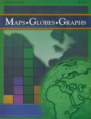 9780739809778: Maps, Globes, Graphs: Student Workbook Adult's Book 1 Adult's Book 1