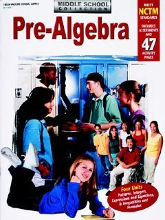 9780739813027: Pre-Algebra: Middle School Coll (MS Collection Math)