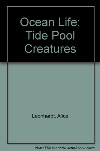 9780739814819: Ocean Life: Tide Pool Creatures