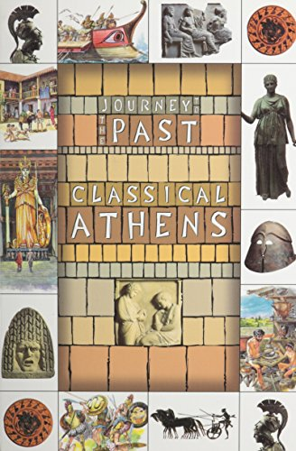 JOURNEY TO THE PAST - CLASSICAL ATHENS: Denti, Mario