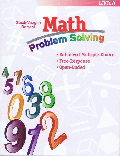 Math Problem Solving Level H
