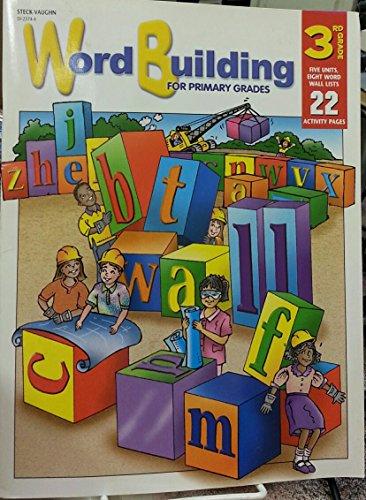 9780739823743: Word Building: 3rd Grade