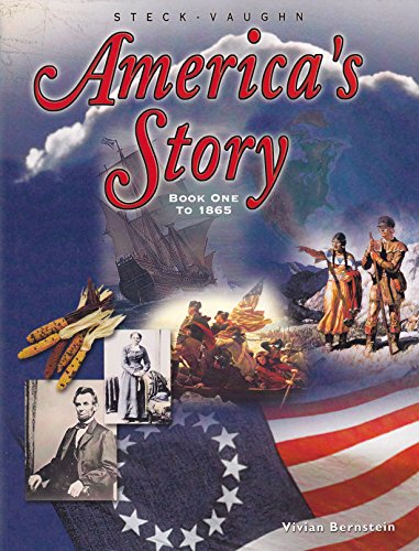 9780739823835: America's Story: Book 1 to 1865