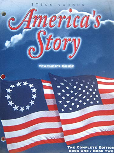 9780739823866: Americas Story: The Complete Edition Teacher's Guide (Book 1 / Book 2)