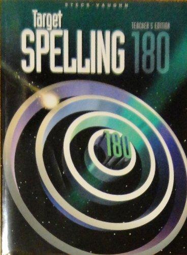 9780739824627: Te Target Spelling 180 4th Ed 2001