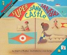 9780739825426: Super Sand Castle Saturday (Mathstart Level 2 (Steck-Vaughn))