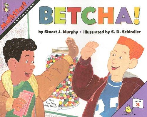 9780739825631: Betcha! (Mathstart, Level 3: Estimating)