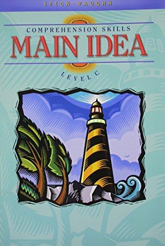 9780739826379: Steck-Vaughn Comprehension Skill Books: Student Edition (Level C) Main Idea