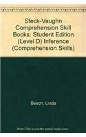 9780739826454: Steck-Vaughn Comprehension Skill Books: Student Edition Inference Inference