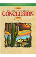 9780739826560: Steck-Vaughn Comprehension Skill Books: Student Edition (Level F) Conclusions