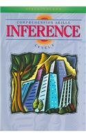 9780739826577: Steck-Vaughn Comprehension Skill Books: Student Edition Inference Inference