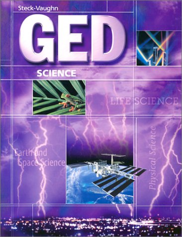 9780739828335: Steck-Vaughn GED: Student Edition Science