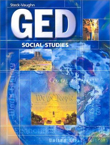 9780739828342: Social Studies: Ged