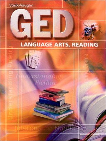 9780739828366: GED: Language Arts, Reading (Steck-Vaughn GED)