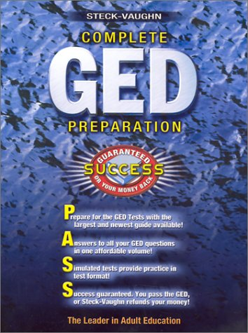 9780739828373: Complete GED Preparation