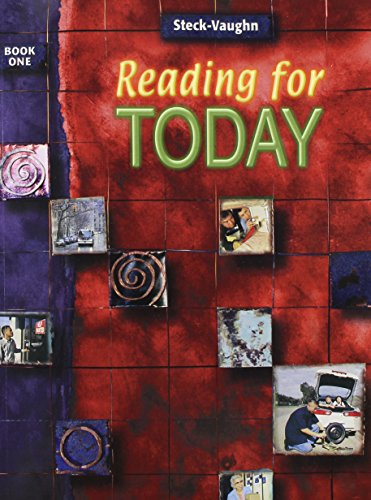9780739828397: Steck-Vaughn Reading for Today: Student Edition Level 1 Revised