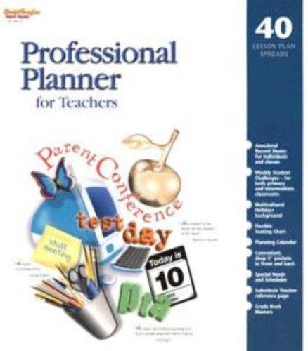 9780739834015: Professional Planner for Teachers