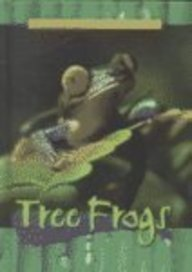 9780739835579: Tree Frogs (Animals of the Rain Forest)