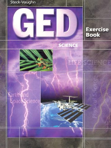 9780739836026: GED Exercise Books: Student Workbook Science
