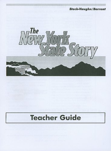 9780739839690: Steck-Vaughn New York State: Teacher's Guide 2002