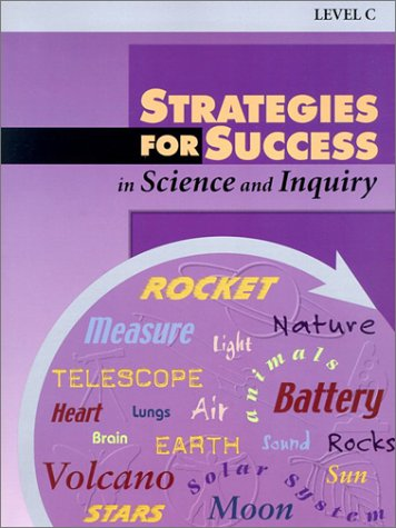 9780739839898: Steck-Vaughn Strategies for Success: Answer Keys (Level C) Science, Science and Inquiry