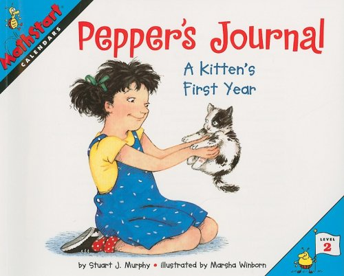 Great Source Mathstart: Student Reader Peppers Journal: GREAT SOURCE