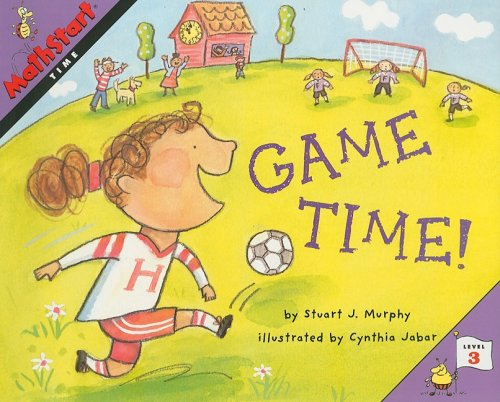 9780739843932: Game Time! (Mathstart: Level 3 (HarperCollins Paperback))