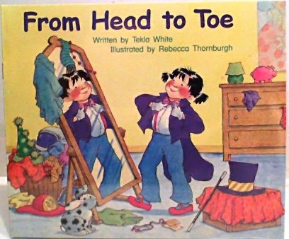 9780739844762: From Head to Toe, Grade P (Steck-vaughn Pair-it Books Foundation: All About Me)