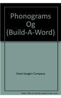 Phonograms Og (Build-A-Word) (0739846019) by Steck-Vaughn Company