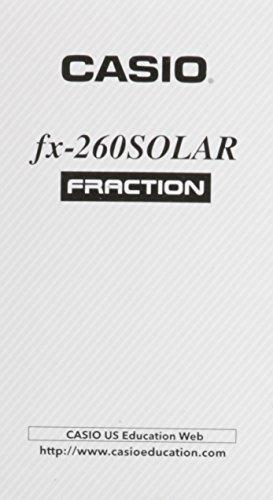 9780739850541: Ged Calculator: Casio Fx-260 Solar Calculator (1-49) (Steck-Vaughn Ged Calculator)