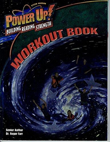 9780739850817: Steck-Vaughn Power Up!: Workout Book Grades 6-8 (Level 1)