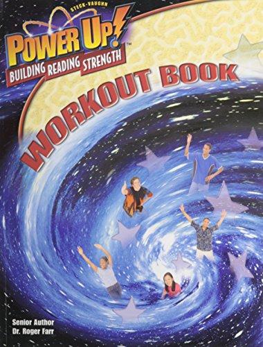 9780739851166: Steck-Vaughn Power Up!: Workout Book Grades 6 - 8 (Level 2)