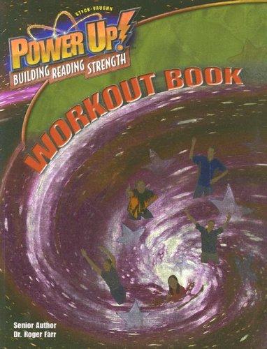 9780739851869: Steck-Vaughn Power Up!: Workout Book Grades 6-8 (Level 4)