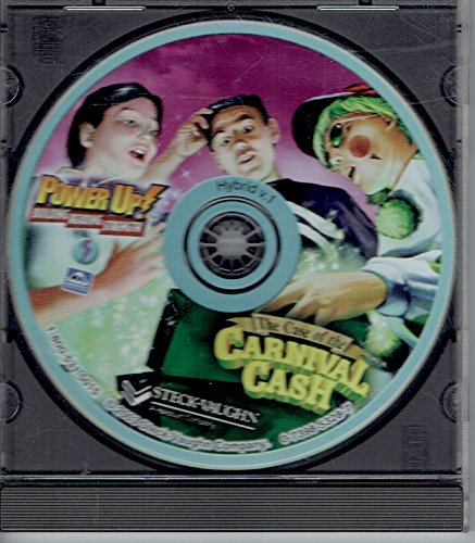 9780739853283: The Case of the Carnival Cash: Book on Cd Grades 6 - 8 (Level 1) - the Case of the Carnival Cash
