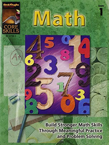 9780739857236: Core Skills: Math: Reproducible Grade 1